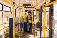 Конкурс водителей троллейбусов, Фото: 40