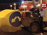 Столкновение Renault и грузовика, Фото: 5