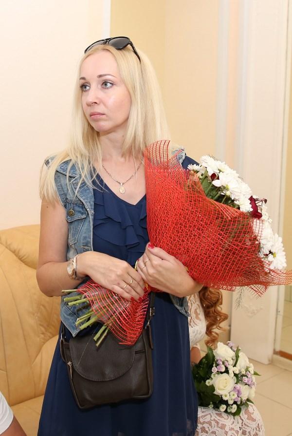 Любимая супруга!
