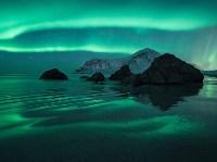 Северное сияние над Лофотенскими островами в Норвегии. Felix Inden, National Geographic Your Shot, Фото: 32