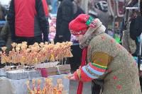 Как туляки провожали зиму на набережной Упы, Фото: 82