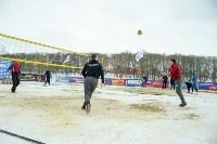 Турнир Tula Open по пляжному волейболу на снегу, Фото: 5