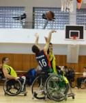 Чемпионат России по баскетболу на колясках в Алексине., Фото: 69