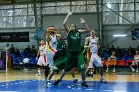 Тульские баскетболисты «Арсенала» обыграли черкесский «Эльбрус», Фото: 57