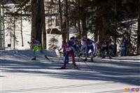 Состязания лыжников в Сочи., Фото: 46