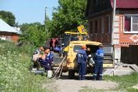 На Косой Горе ликвидируют незаконные врезки в газопровод, Фото: 7