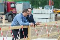 Строительство перинатального центра в Туле. 14.05.19, Фото: 15