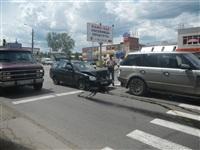 Аварии на Новомосковском шоссе. 13.06.2014, Фото: 11