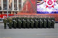Вторая генеральная репетиция парада Победы. 7.05.2014, Фото: 33