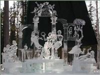 Ледяные скульптуры, Фото: 9