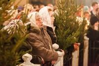 Рождественское богослужение в Успенском соборе Тулы, Фото: 75
