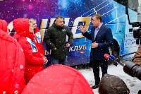 """Алексей Дюмин подарил """"Тулице"""" автобус, Фото: 3"""