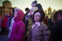В Тульском кремле открылась новогодняя елка, Фото: 58