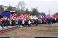 В Туле прошел митинг в поддержку Крыма, Фото: 34