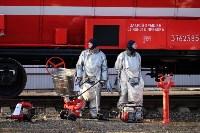 Презентация нового пожарного поезда, Фото: 9