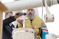 Освящение купелей в честь святой блаженной Матроны Себинской-Московской, Фото: 8