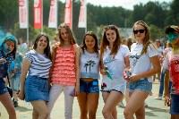 В Туле прошел фестиваль красок и летнего настроения, Фото: 32