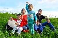 Дружная семья Захарян, Фото: 2