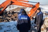 Новая коммунальная авария в Пролетарском округе, Фото: 41