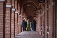 Средневековые маневры в Тульском кремле. 24 октября 2015, Фото: 4