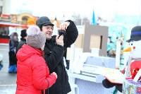 Арт-объекты на площади Ленина, 5.01.2015, Фото: 38