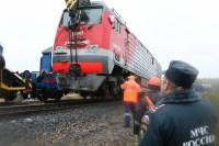 Крушение поезда в Тульской области, Фото: 6