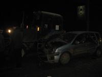 В центре Тулы легковушка врезалась в трактор коммунальщиков, Фото: 3