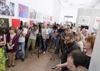 В Туле открылась выставка плакатов, Фото: 11