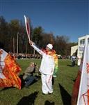 Первый этап эстафеты олимпийского огня: Пролетарский район, Фото: 41