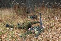 Стрельба, БТР и спасение раненых: в Тульской области бойцы Росгвардии неделю жили в лесу, Фото: 56