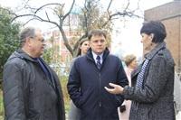 16 октября Владимир Груздев проконтролировал ход работ в Тульском кремле., Фото: 15