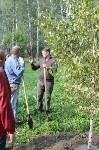 В Пролетарском районе высадили молодые деревья, Фото: 15