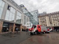 Пожар в «Гостинке»: что происходит на месте ЧП, Фото: 6