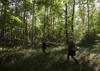 В лесу под Тулой поисковики нашли тайник с гранатами, Фото: 8