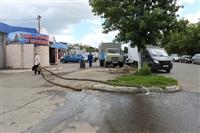 """Рынок """"Южный"""" затопило, Фото: 17"""