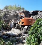 В историческом центре Тулы сносят аварийные дома, Фото: 11