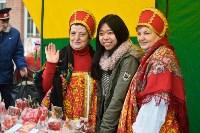 Масленица в Торговых рядах тульского кремля, Фото: 23