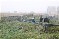 Стрельбы на полигоне в Слободке, Фото: 12