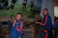 Команда «Арсенал» посетила Тульский музей оружия, Фото: 6