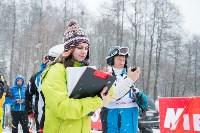 Третий этап первенства Тульской области по горнолыжному спорту., Фото: 82