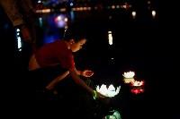 Фестиваль водных фонариков., Фото: 1