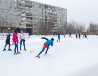 В Туле прошли массовые конькобежные соревнования «Лед надежды нашей — 2020», Фото: 8
