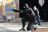 В музее оружия показали театральное шоу, Фото: 48