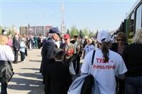 Военный парад в Туле, Фото: 54