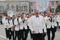 По праздничной Туле прошли духовые оркестры, Фото: 10