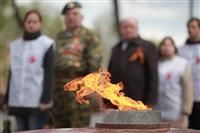 В Белёве зажгли Вечный огонь, Фото: 54