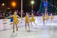 Туляки отметили Старый Новый год ледовым шоу, Фото: 10