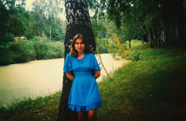 Когда-то Лёля тоже была девушкой и любила платья в горошек(((((((