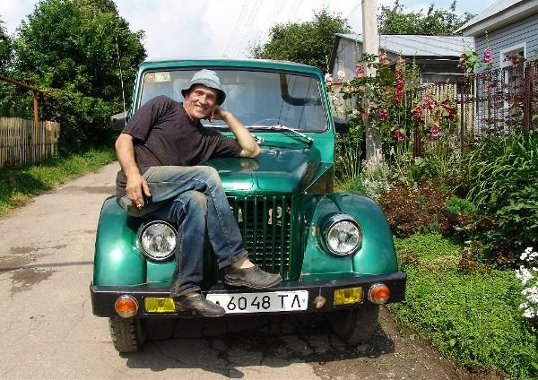 Однажды (1985-86 год) мой папа взял и сделал себе автомобиль сам !