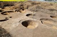 Раскопки на берегу Упы, Фото: 10